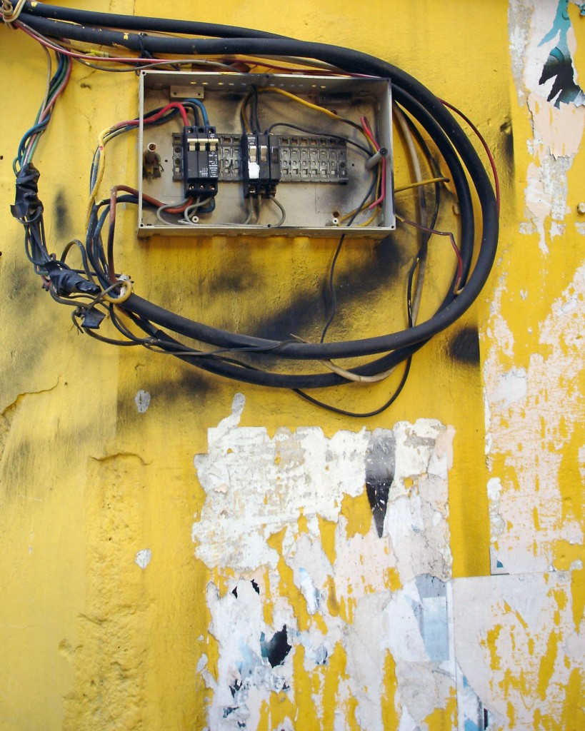 Faulty Electrical Wiring Caused Fire Electrician