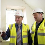 Retired footballer switches career to become electrician