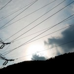 Pacific Gas & Electric truck caused power outage in Ceres