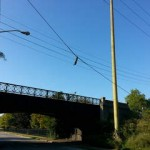 RTA Red Line rail service disrupted due to fallen power line
