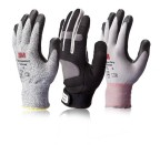 Three new gloves designed for electricians and contractors announced by 3M